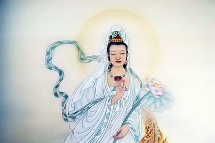 """苏延华、杨建勋:""""观音菩萨""""的传说"""
