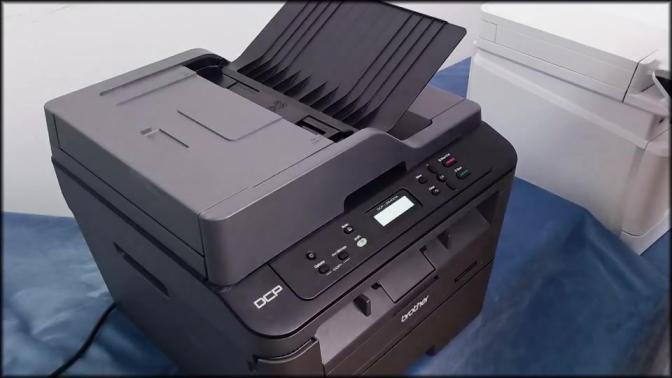 打印机通用的输稿器输稿器的用途、复印的方法