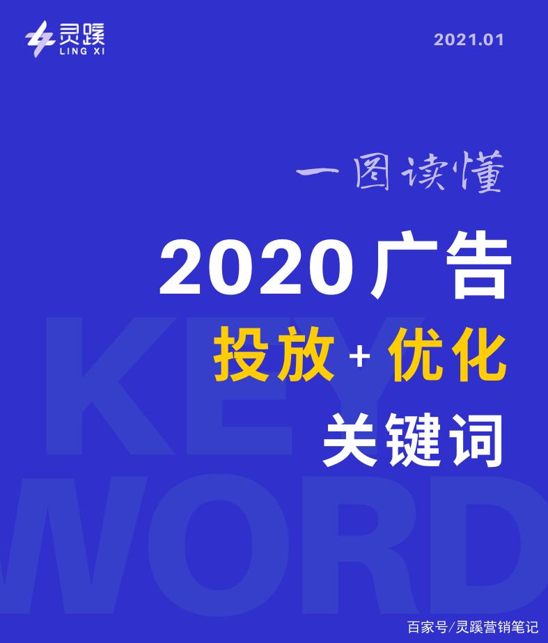 沉浮:一图看懂2020广告投放与优化