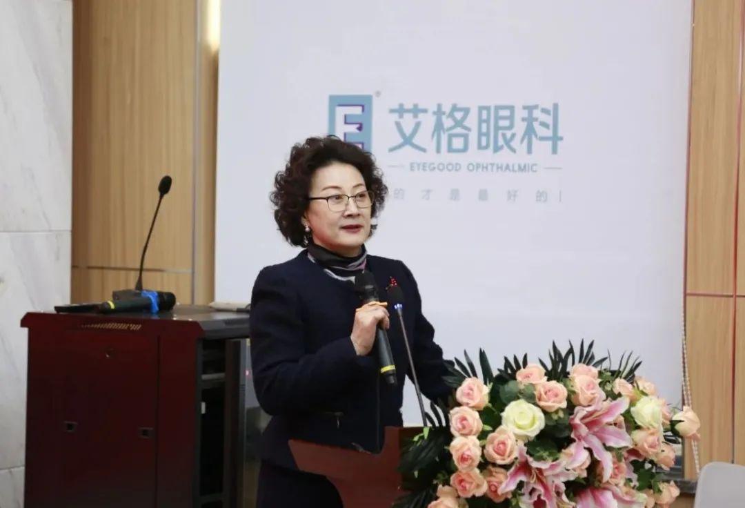 著名眼科大咖项楠教授正式加盟艾格眼科,出任集团医疗副总院长