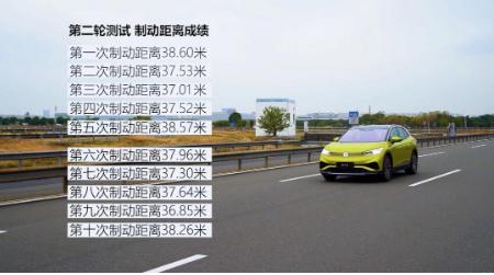 上汽大众纯电SUV ID4X