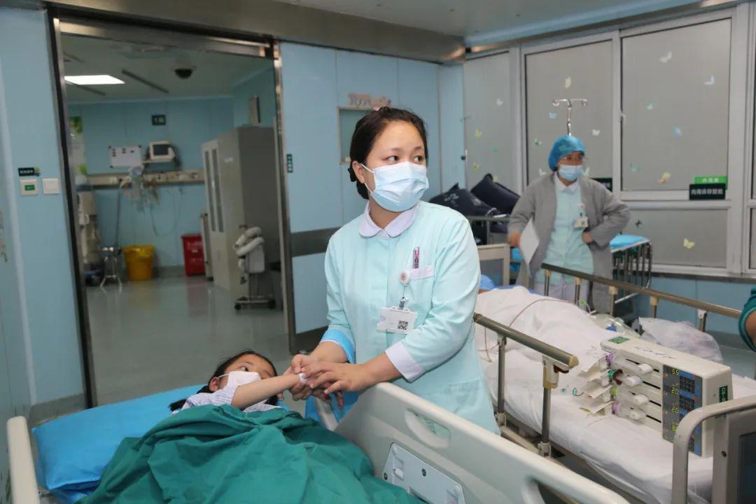 首批甘肃「小天使」,在武汉亚洲心脏病医院顺利手术