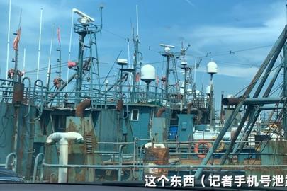 """记者举报休渔期非法捕捞竟被电话""""威胁"""",是谁在玩""""无间道""""?"""
