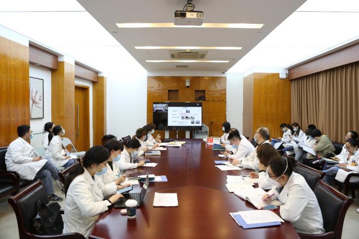 同济大学附属同济医院召开 2021 年上半年教育工作会议