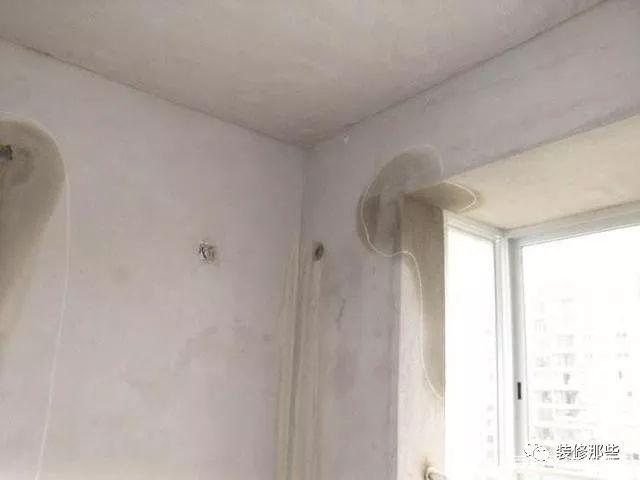 外墙脱落导致室内漏水怎么办?鸿云教你从室内也能解决-东莞鸿云装饰防水工程有限公司