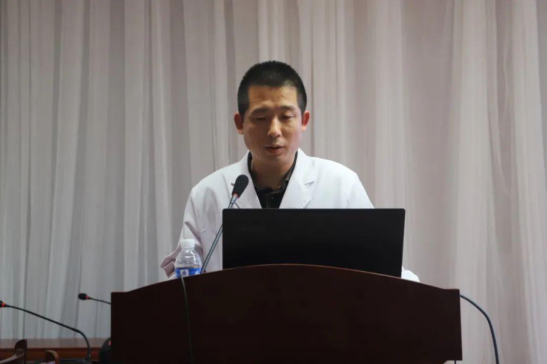 玉田县中医医院召开 2020 年度医院质量与安全管理工作反馈汇报暨 2021 年工作部署大会