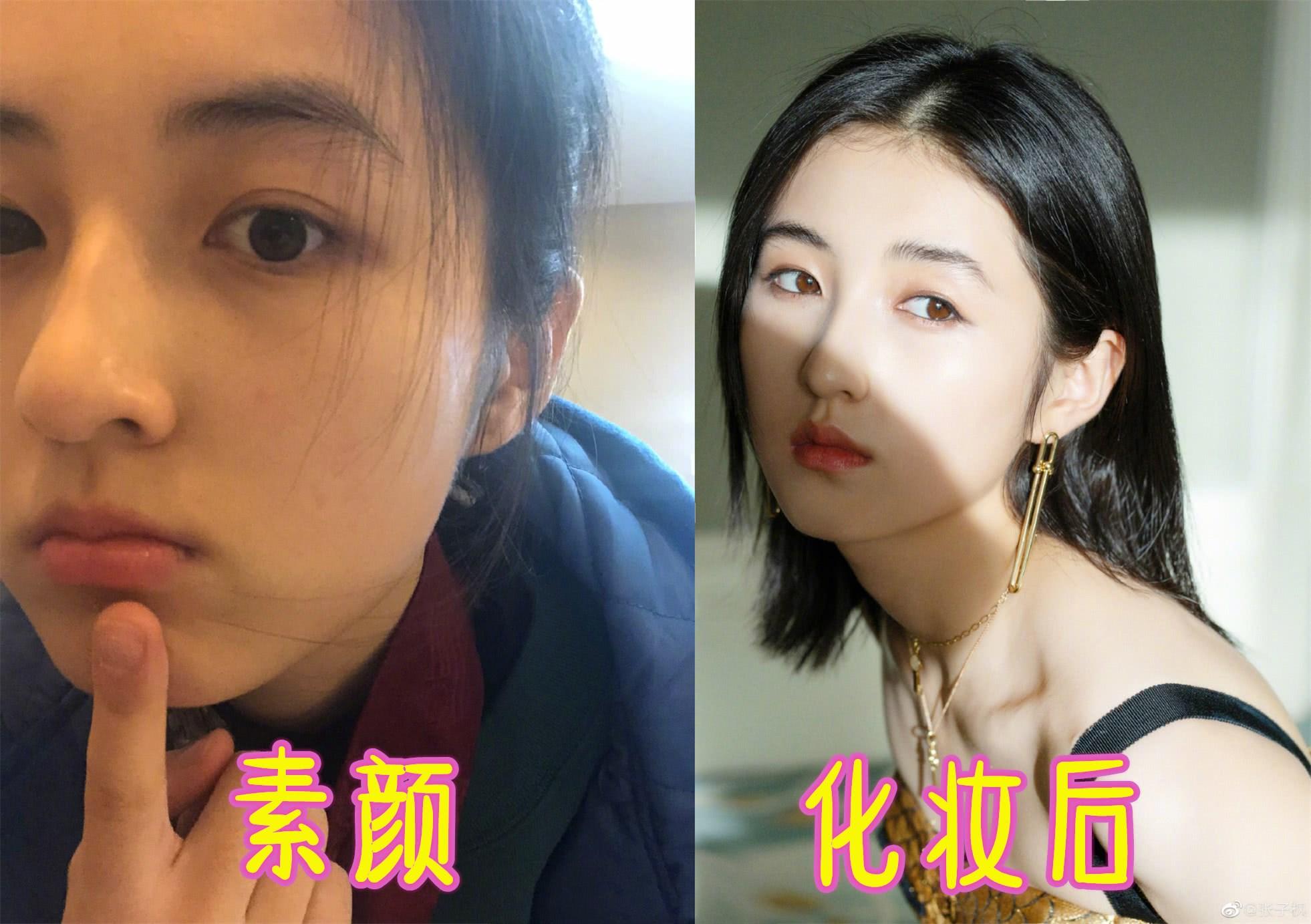经常化妆和经常素颜,哪个对女人的皮肤好?脸上这几点变化告诉你