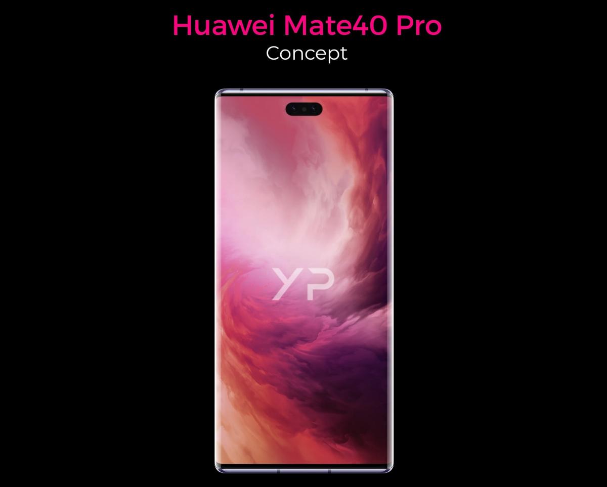 华为Mate 40 Pro最新爆料:屏幕和人脸识别结合,攻克了大难题!