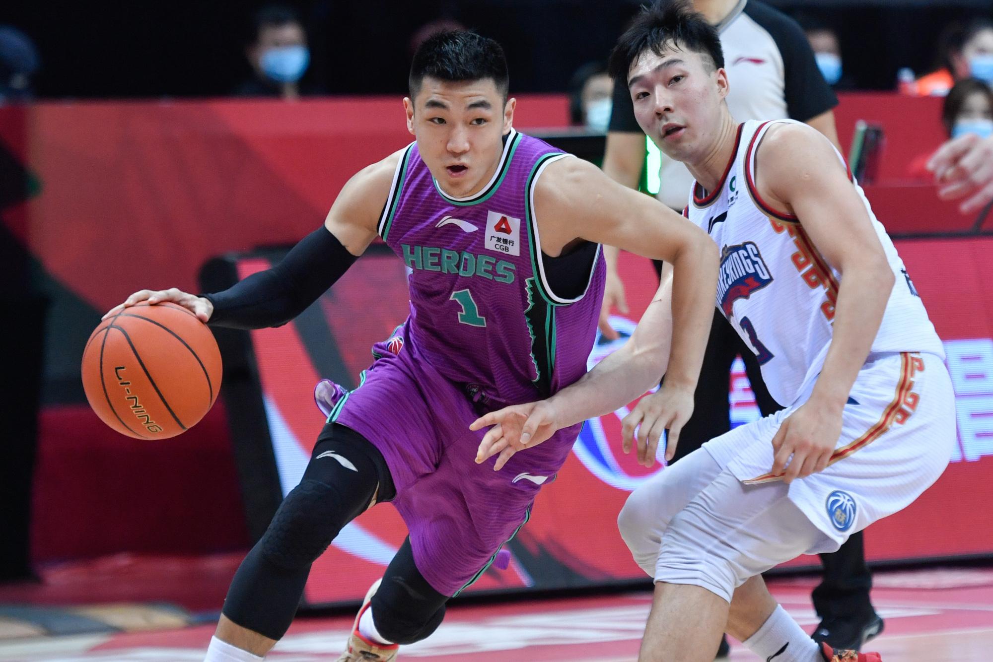 最后5场常规赛,山东男篮须提升角色球员战斗力