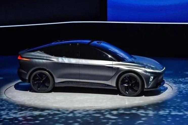 2021上海车展高潮预告,科幻概念车登场,大秀未来黑科技