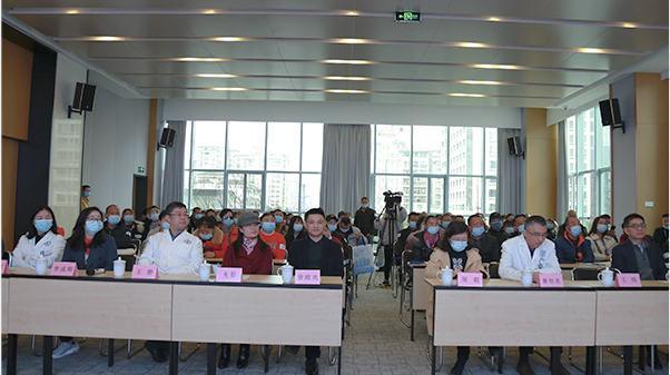 「积极面对肾病 共享精彩人生」 ——四川泌尿外科医院举办第三届肾友会