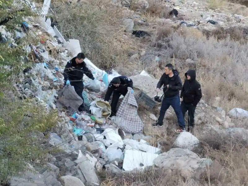 张家口一男子杀人并抛尸60多米矿井!看警方如何破案