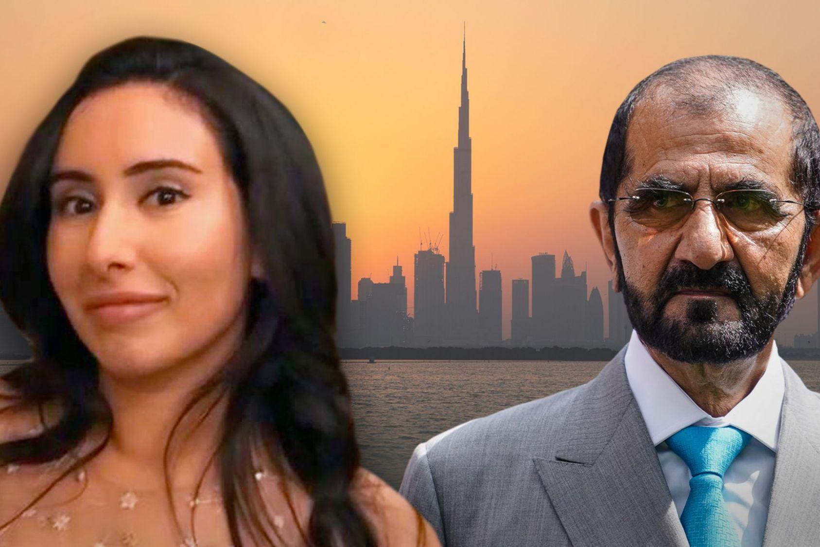 迪拜失踪公主最新曝光!被父王绑架囚禁3年,遭暴揍下药生不如死