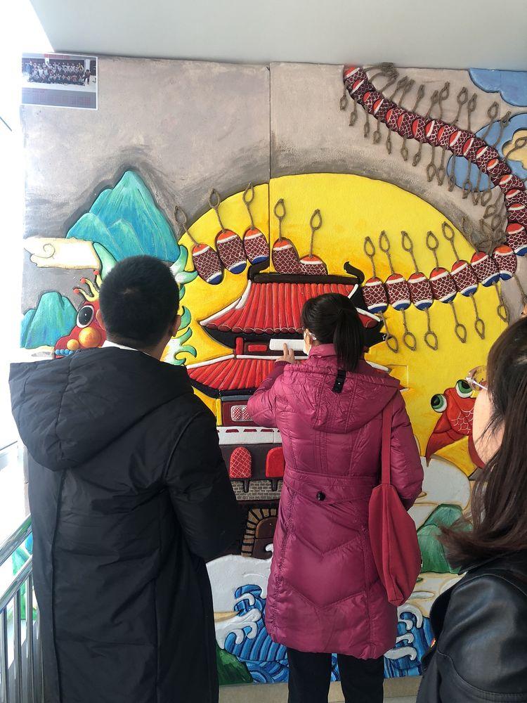潍坊滨海国际学校怎么样?家长入校园共话新发展