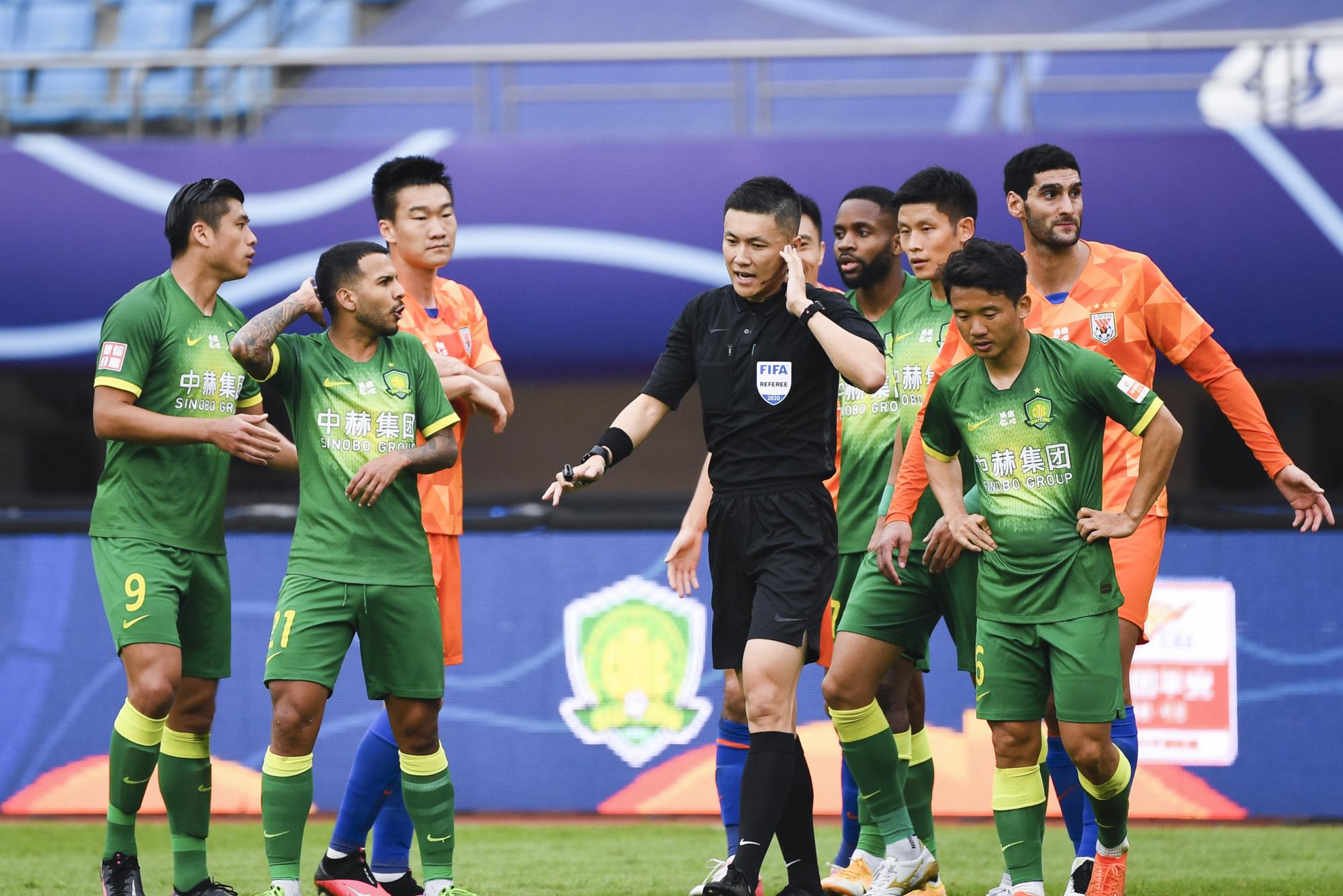 中超新赛季分组出炉,山东泰山与广州队同组,裁判工作受到重视