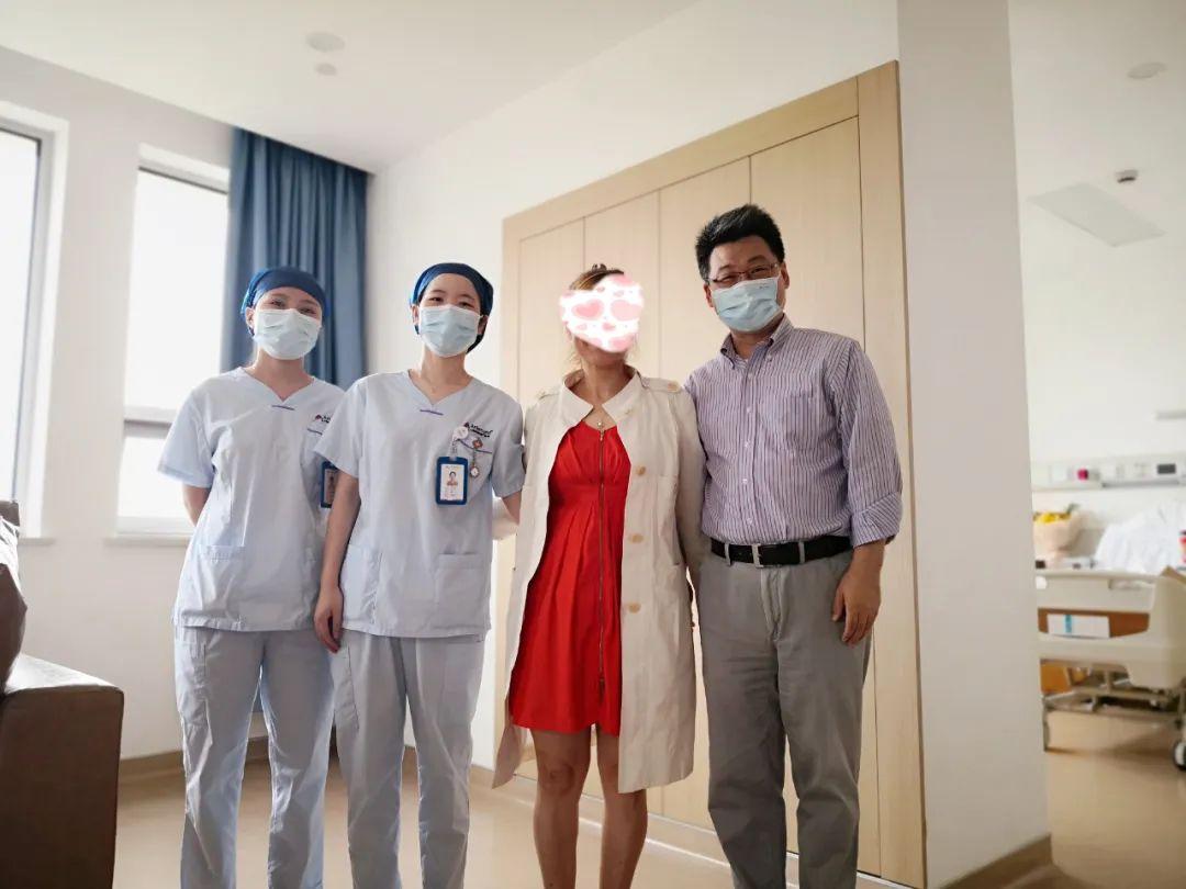 熊猫血+巨大子宫肌瘤,看上海阿特蒙医院多学科如何协作!