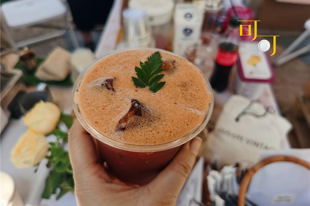 打卡宁波和义路天一广场的咖啡节,半天时间花了200元喝了6杯咖啡