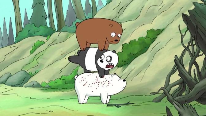 咱们裸熊国语版 第一季 10