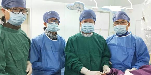 「介入新途径」远端桡动脉穿刺,让介入患者更轻松