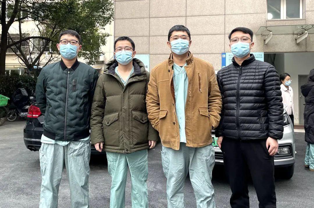同济大学附属同济医院检验科 PCR 团队圆满完成疫情防控支援任务