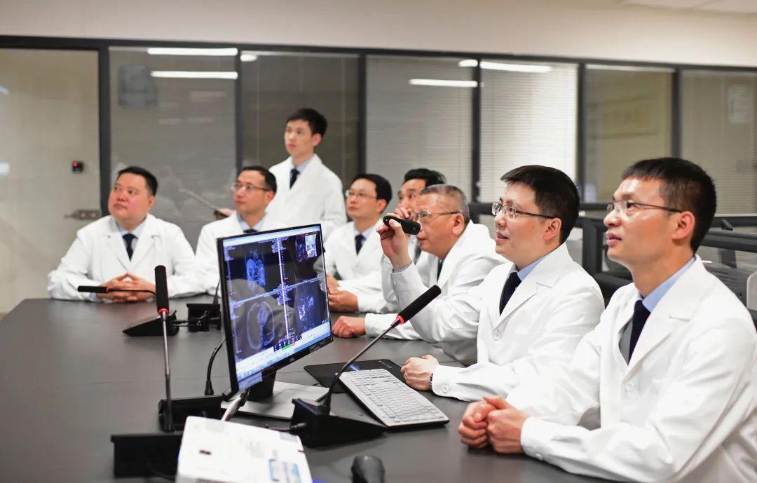 用光治肿瘤?璧山区人民医院「追光者」为患者带来福音