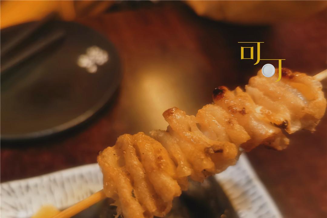 和老公一起去吃人均80的日料,还有烤串,你吃过烤鸡皮吗?