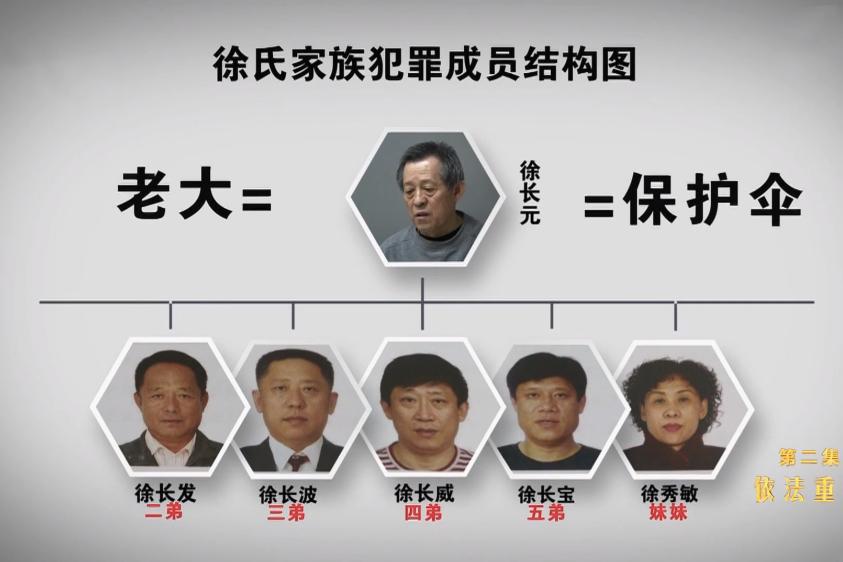 徐长元家族的消亡史:拥有房产2714套,骗贷30亿,敛财超百亿