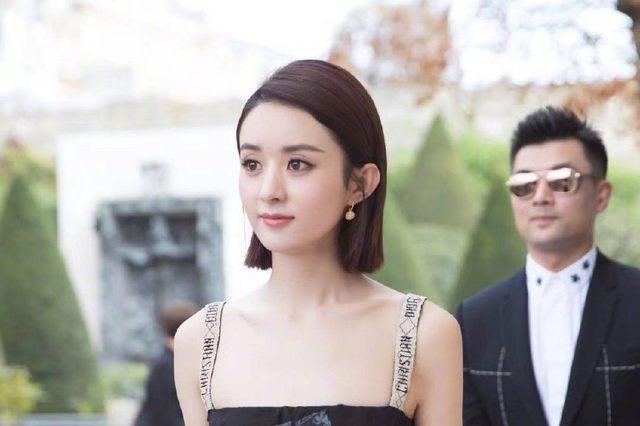 赵丽颖的Dior史