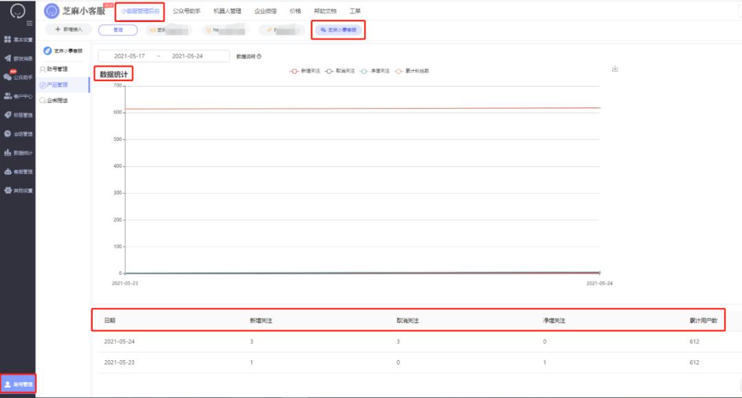 最新上线功能合集,公众号异常检测上线!