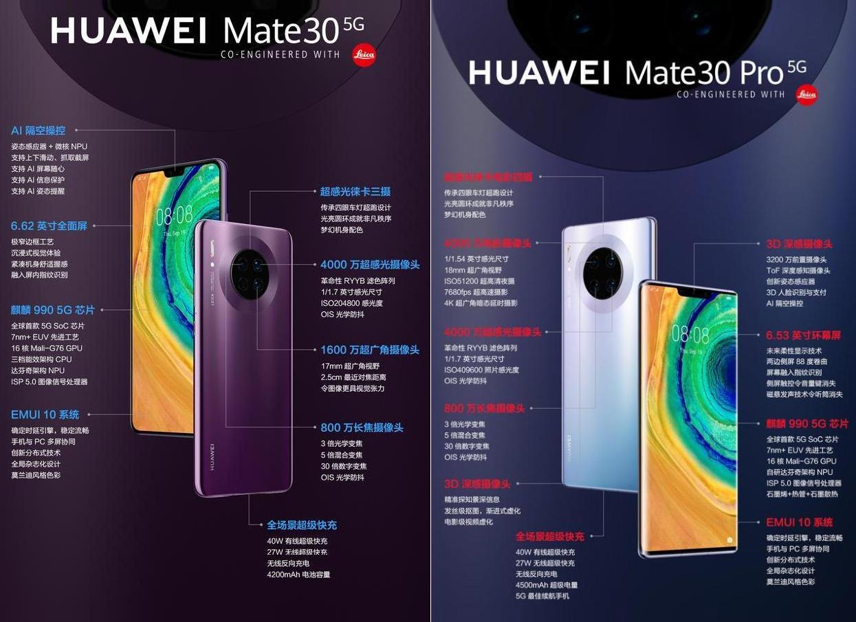 华为Mate 40要来了,Mate 30系列还值得买吗,应该选择哪款?