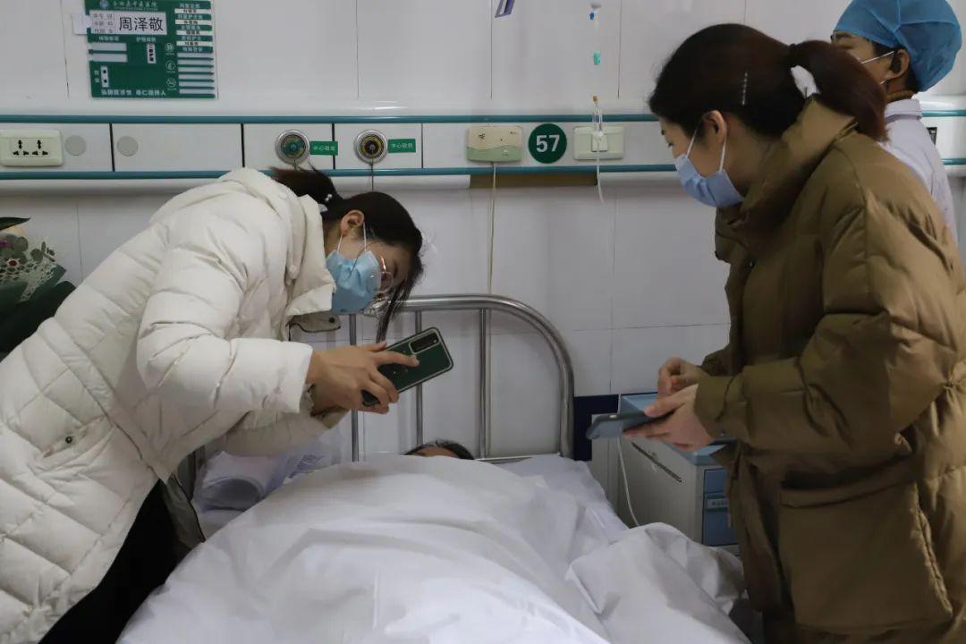 玉田县中医医院「铁娘子」 术后第一天就站在疫情防控一线