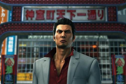 游戏史上最能背锅的男人,让人沉迷夜店忘记主线的《如龙》系列