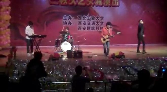pieces私奔 王启Vfree 乐队掐头去尾版……