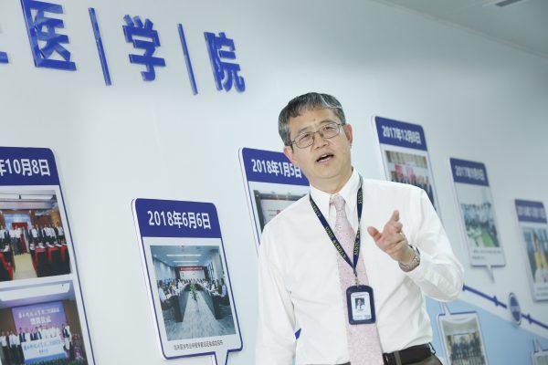 国际甲状腺大咖邢明照坐诊南科大医院,为你解答甲状腺癌的精准化处理