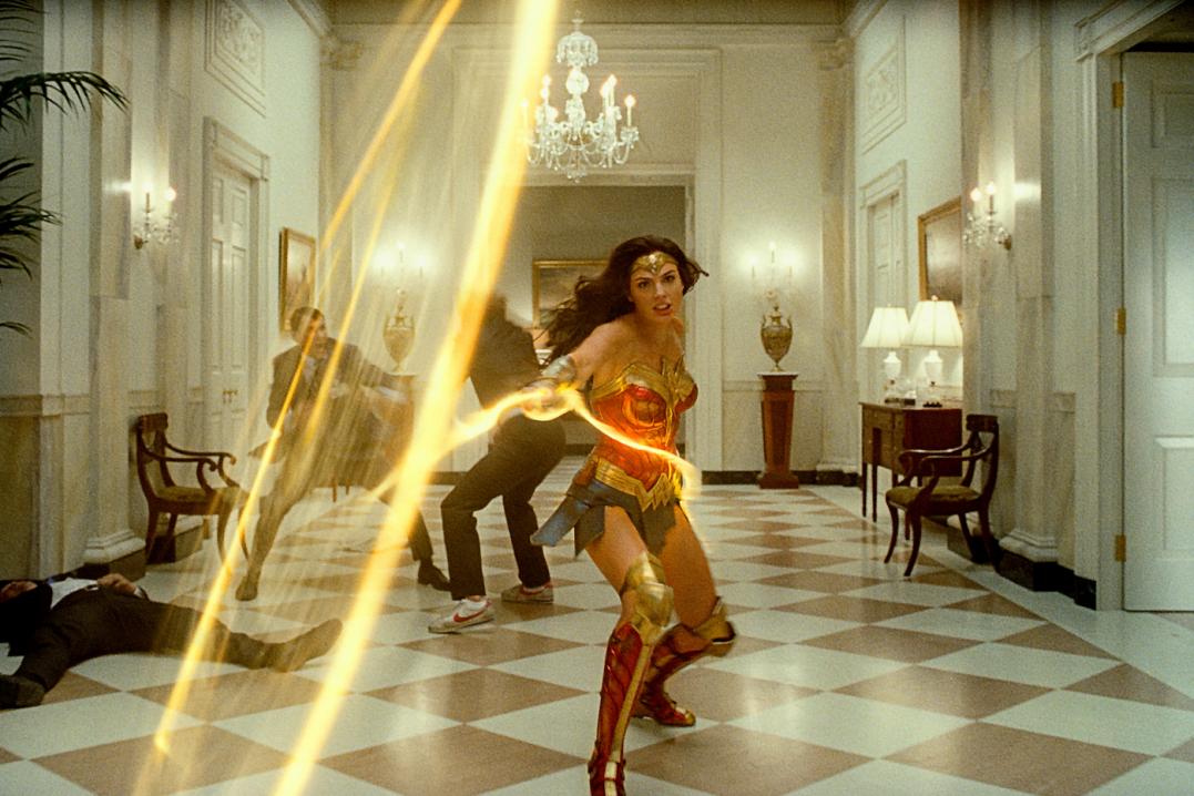 「神奇女侠」票房神力失效,中国加速告别好莱坞