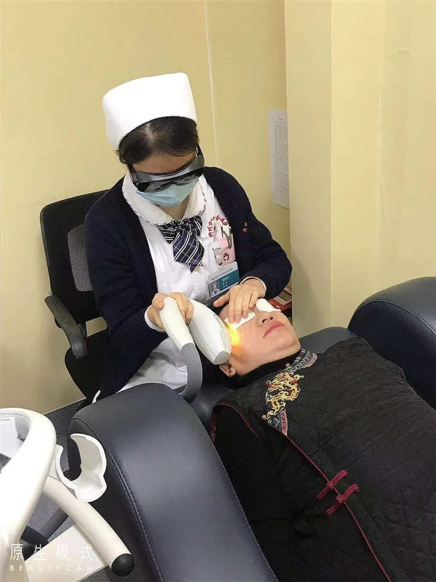 柳州市红十字会医院治疗干眼添利器