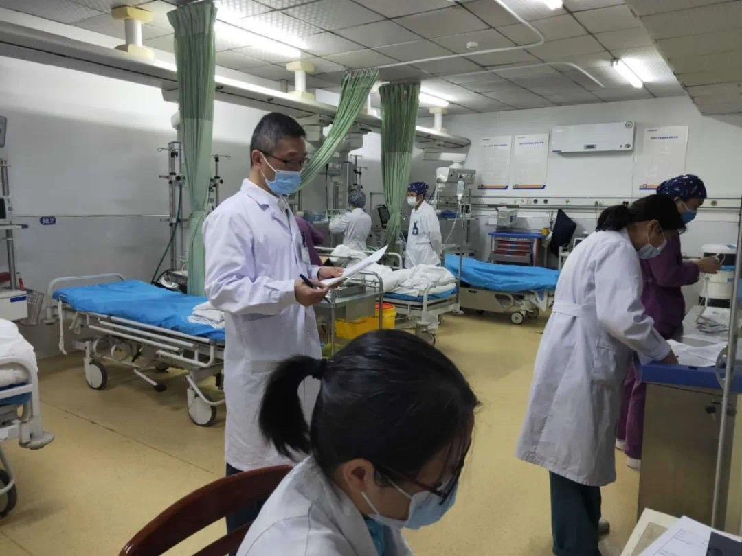 23 分钟接力,华润武钢总医院刷新急性脑卒中 DNT 最快速度