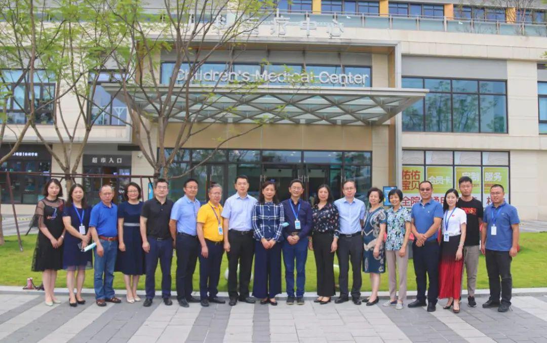重庆佑佑宝贝妇儿医院召开 2020 年半年工作会