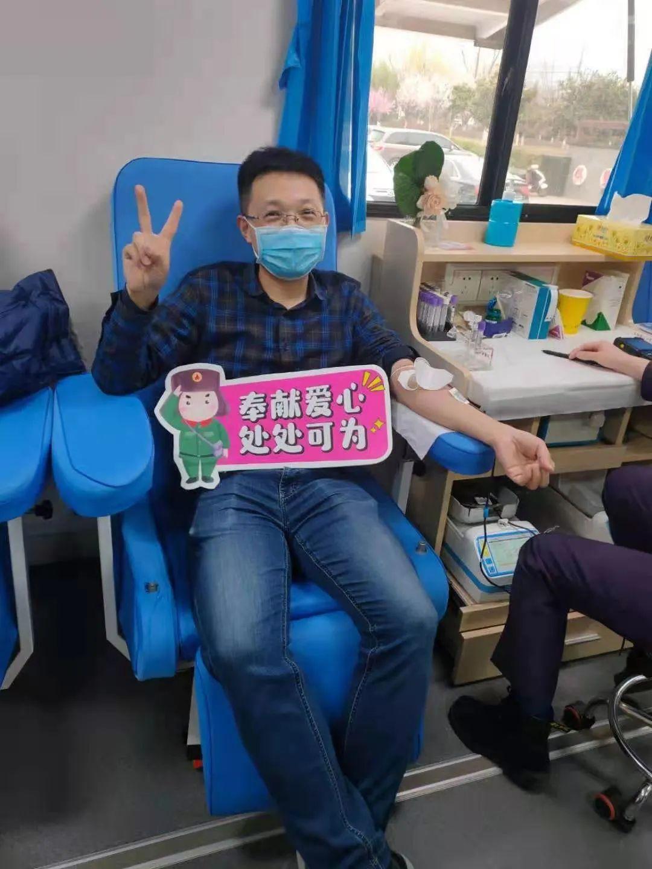 登封市人民医院:义诊服务惠民生,无偿献血暖人心