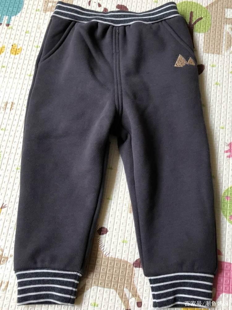 怎么搭都好看的休闲运动裤,宝宝秋日衣橱怎能没有它