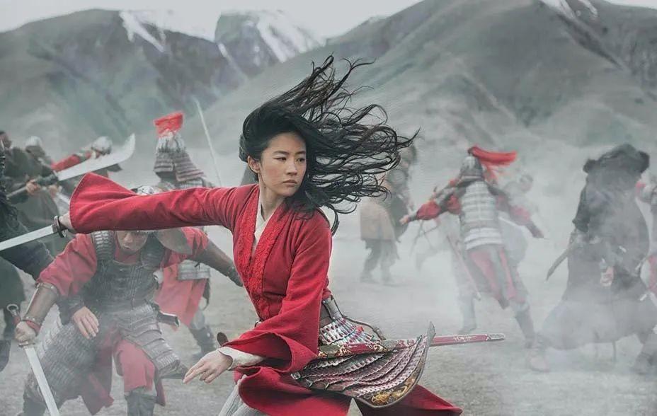 刘亦菲试镜花木兰视频 凭什么拿下《花木兰》