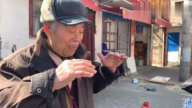实拍上海杨浦区城中村,上海老人讲述他的生活状况,莫名的心酸