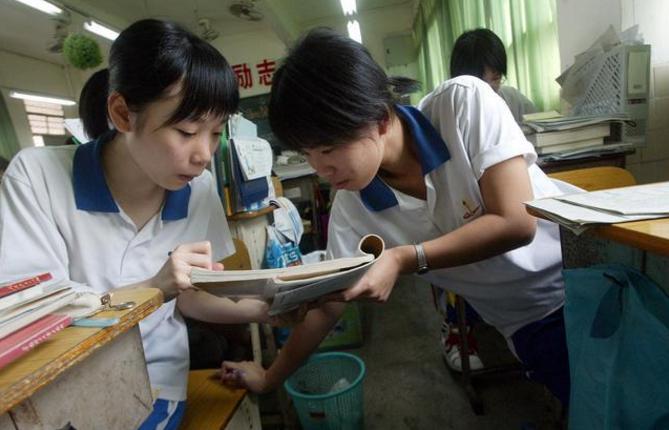 高中女生成绩为什么难得提高?成绩下降是什么原因