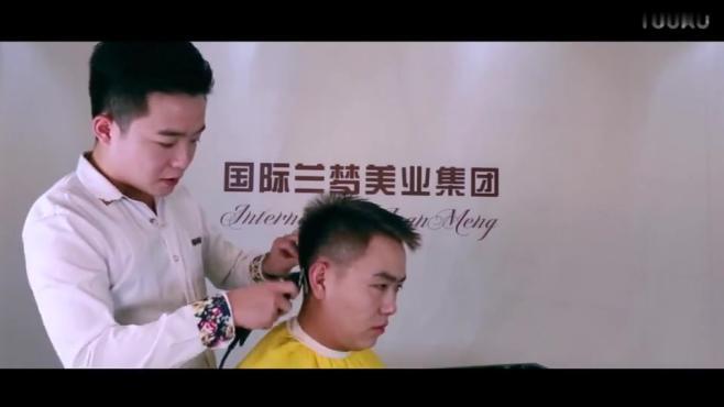 美发视频教程 电推的使用方法 专业美发师带你快速上手 不再做迷路的小白
