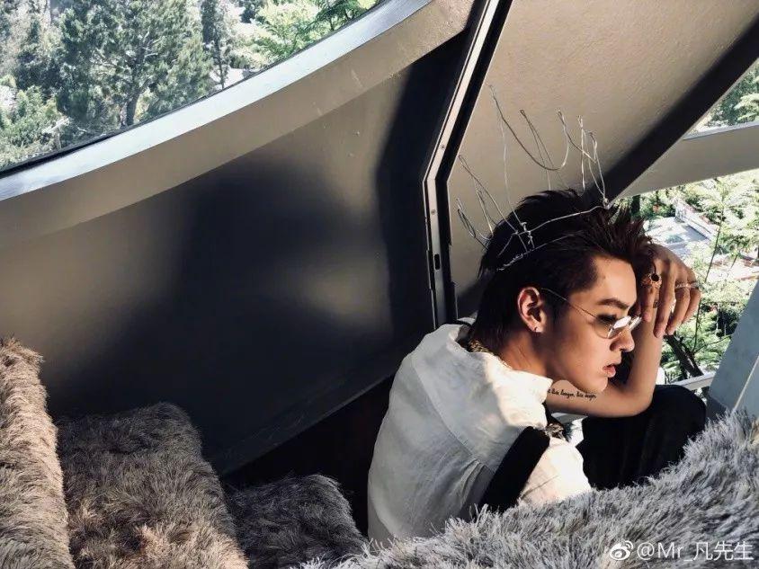 吴亦凡2018年怎么了发生经历了什么 对他来说这是动荡的一年