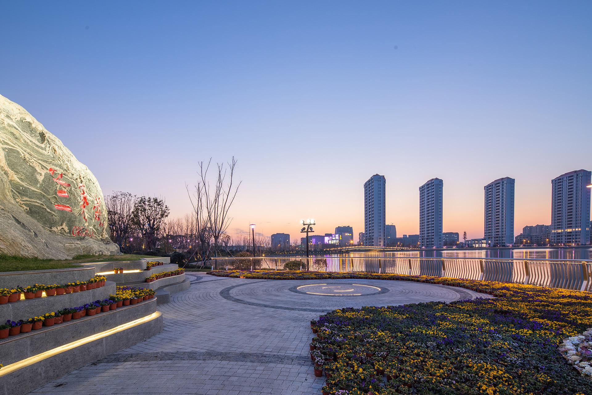 打造生态清洁小流域 闵行兰香湖壹号再升级
