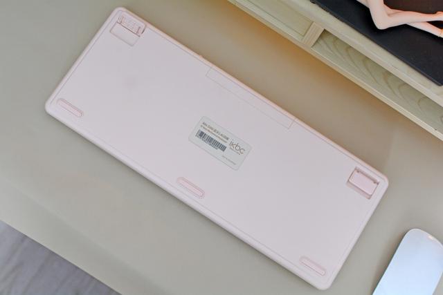 ikbc奶糖S300机械键盘评测,让生活多一点甜 评测 第10张