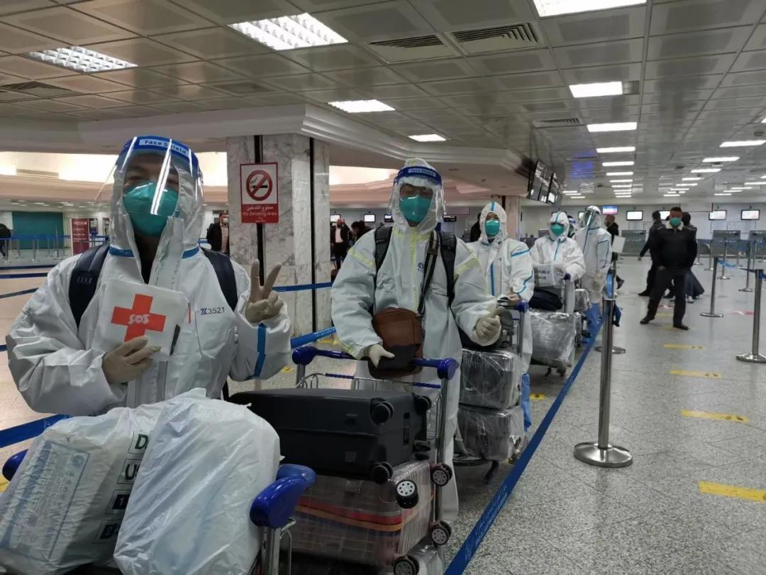 江西省儿童医院援外医疗队员林智亮载誉归来
