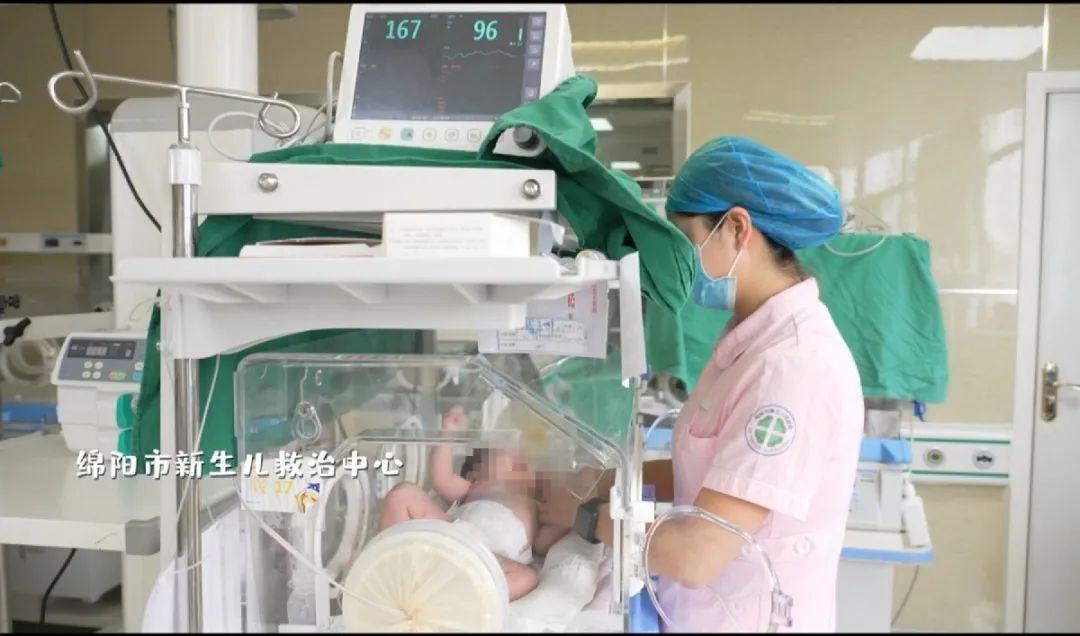 绵阳市第三人民医院儿科:8 两重「早到天使」闯过生死关的背后