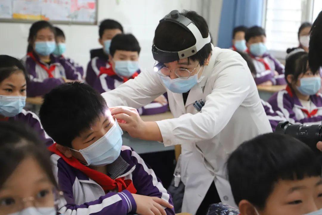 为听力健康助力:玉田县中医医院举行 2021「爱耳日」爱心系列宣传活动